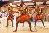 Африканские барабанщики на праздник