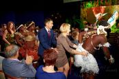 Африканское шоу Москва