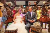 Африканское шоу на свадьбу недорого в Москве