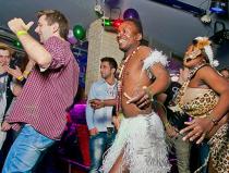 Африканские барабанщики на праздник недорого в Москве
