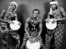Африканские барабанщики недорого в Москве