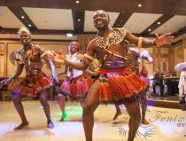 Африканское шоу в Москве