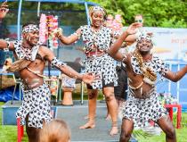 Заказать африканское шоу недорого в Москве
