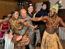 Африканское шоу в Москве недорого
