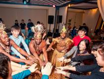 Заказать шоу африканских барабанщиков недорого в Москве