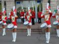 Шоу барабанщиц в Москве