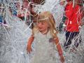 Бумажное шоу на детский праздник в Москве.