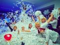 Заказать бумажное шоу на любой праздник,свадьбу,корпоратив недорого в Москве!