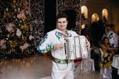Гармонист на свадьбу в Москве