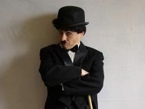 Чарли Чаплин заказать двойника недорого в Москве