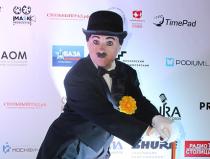 Двойник Чарли Чаплин на праздник в Москве недорого