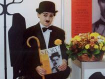 Заказать на праздник в Москве двойник Чарли Чаплина