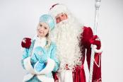 Снегурочка и Дед Мороз на корпоратив недорого в Москве