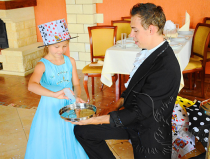 Фокусник на детский праздник в Москве