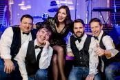 Музыкальная кавер группа Роскошь на корпоратив недорого в Москве