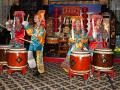 Шоу китайских барабанщиков на мероприятие в Москве