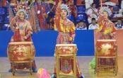 Заказать недорого шоу китайских барабанщиков на праздник в Москве