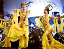 Заказать танец Летающих Фей недорого на праздник в Москве