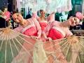 Заказать китайский танец с веерами недорого на праздник в Москве