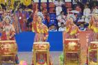 Коллектив китайских барабанщиков на открытии VI международного культурного фестиваля Кунг-Фу в Москве!