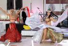 Яркие бразильские танцы в Москве, на международном Евразийском форуме.
