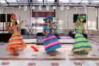 Бразильские танцы на праздник в Москве.Международный Евразийский форум.