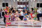 Бразильские танцы на свадьбу,праздник,корпоратив в Москве. Международный Еврозийский форум.