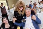 Международный Евразийский форум. Шоу двойников Верки Сердючки и Аллы Пугачёвой на праздник в Москве.