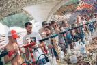 Международный кальянный фестиваль Москва 7 августа 2016 год.