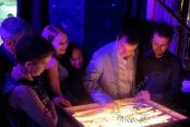 Песочное шоу на корпоратив в Москве