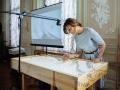 Заказать песочное шоу на корпоратив в Москве