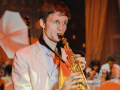 Саксофонист на праздник в Москве.