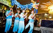 Заказать китайский танец дракона на мероприятие в Москве