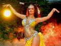 Лучший танец живота заказать на праздник недорого в Москве