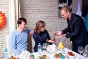 Фокусник иллюзионист на праздник в Москве - Павел