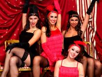 Заказать шоу-балет на праздник в Москве