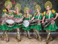 Мажоретки и барабанщицы на праздник в Москве