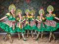 Заказать яркое шоу барабанщиц на праздник в Москве