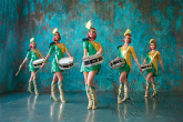 Профессиональный ансамбль барабанщиц на мероприятие в Москве