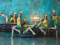 Заказать ансамбль барабанщиц на мероприятие в Москве