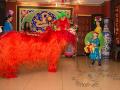Танец Китайского Льва в Москве