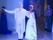 Шоу моментальная трансформация костюмов в Москве