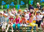 Праздник на день защиты детей в Подмосковье 1 июня 2016 г.
