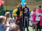 Театрализованное представление по мотивам русских сказок для детей в Москве. День защиты детей1 июня 2016.