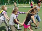 Веселый старт на День защиты детей. 1 июня 2016.