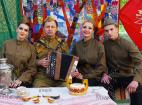9 мая 2016 Москва. Артисты на празднование 71-й годовщины Победы в Великой отечественной войне.