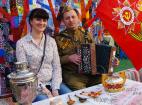 9 мая 2016 Москва. Празднование 71-й годовщины Победы в Великой отечественной войне.