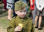 Празднование 71-й годовщины Победы в Великой отечественной войне. 9 мая 2016 Москва.