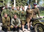 2016 год Москва. Празднование 71-й годовщины Победы в Великой отечественной войне.