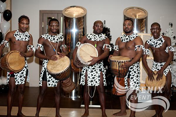 Африканское шоу Москва недорого
